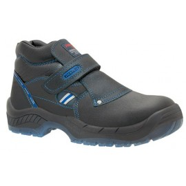 Bota de seguridad laboral Fragua Velcro Plus Panter